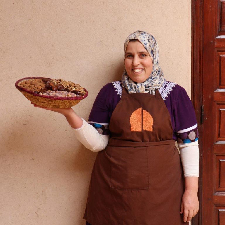 Aicha bab zouina home